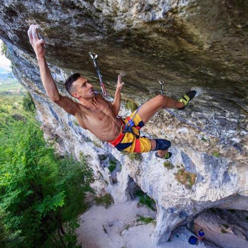 Massone – Arco di Trento – Pure dreaming 9a