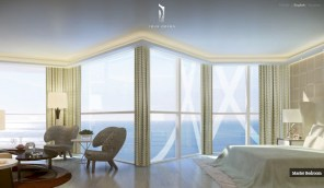 Monaco-Penthouse-master-bedroom-with-ocean-views-and-sitting-area