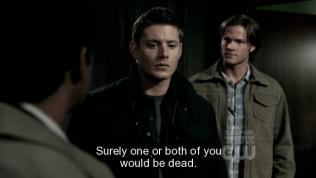 """""""Rõ ràng là một hoặc cả hai người các cậu đều suýt chết."""""""