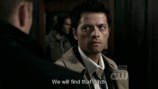 """""""Chúng tôi có thể tìm được phù thủy kia."""""""
