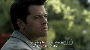 """""""Mà là làm bất cứ điều gì cậu bảo chúng tôi."""""""