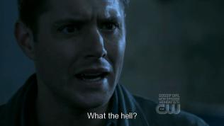 """""""Cái quái gì thế?"""" Dean cảm thán - Trả lời hộ: """"Là tiếng sét ái tình a"""" =)))))"""