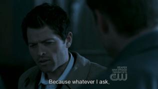 """""""Bởi vì mỗi lần tôi nhờ chuyện gì..."""""""