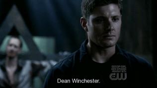 """""""Dean Winchester."""" - người đã bắt đầu tất cả mọi việc."""