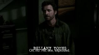 """Chuck đập nát hi vọng của Dean, """"Ồ không, cậu ấy... giống như... nổ tung vậy"""" - Sau đó, Sam nhìn thấy trên tóc của Chuck còn vương lại một cái răng của Cas..."""