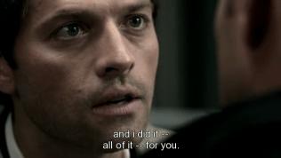 """""""Và tôi làm việc đó -- tất cả mọi việc đó -- Vì cậu."""""""