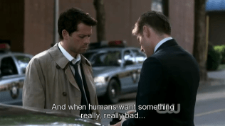 """""""Và khi con người rất rất rất muốn thứ gì đó..."""""""