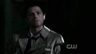 """""""Đúng vậy."""" - Cas thản nhiên trả lời."""