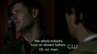 """""""Cả cái ngành công nghiệp này hoạt động là vì những ông già bỏ nhà ra đi."""" - Thầy Dean tiếp tục dạy dỗ."""