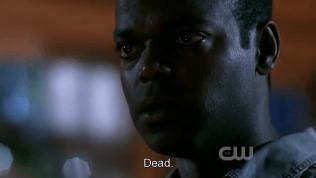"""Sau đó, Cas hỏi Ra là Chúa đang ở đâu, Ra lại trả lời rằng, """"Ông ta chết rồi."""""""
