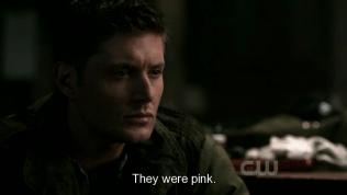 """""""Nó có màu hồng."""""""