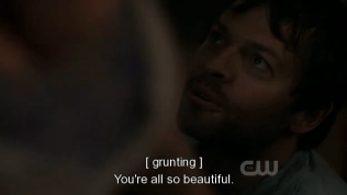 """Cas còn bồi thêm một câu, """"Các em đều thật xinh đẹp."""""""