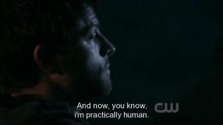 """""""Và bây giờ, cậu biết đấy, tôi căn bản là con người."""""""