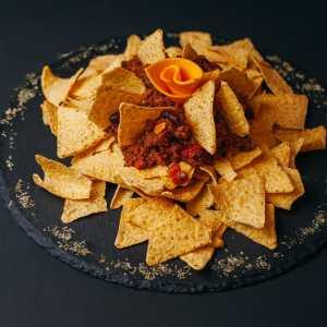 Chilli con nachos