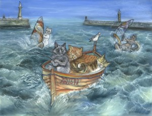 Whitby Dreamers - Available in the Infamous Five Series.