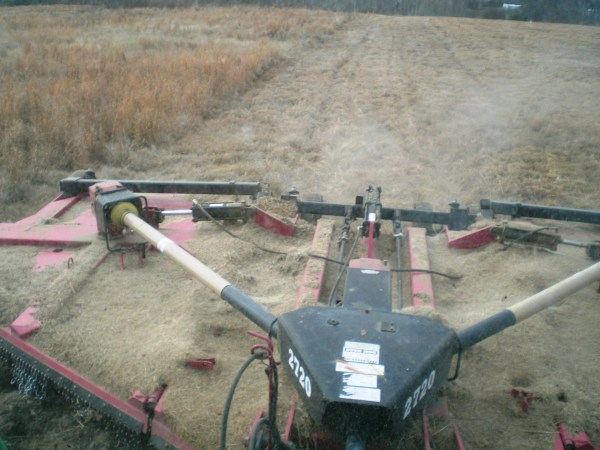 Why Am I Mowing Pastures: Part 1