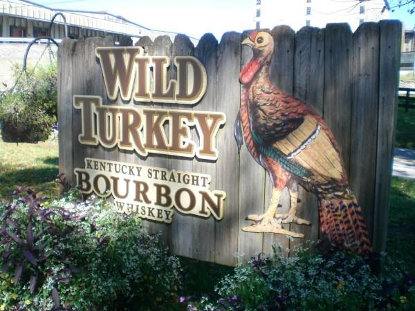 Kentucky Bourbon Trail: Wild Turkey