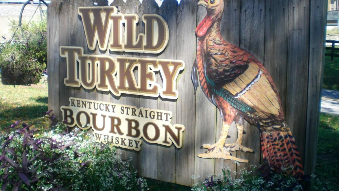 Kentucky Bourbon Trail: Wild Turkey