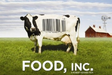 food inc poster conversation dialogue with farmers