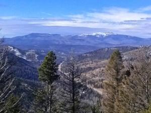 Flesher Pass Helena National Forest Montana