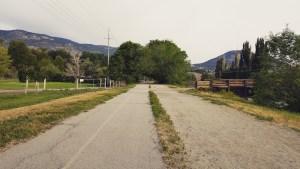 Penticton Running Trail