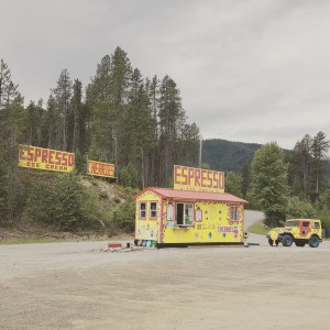 Beware of the lady who lives in the M&Ms house along I-90 in western Montana
