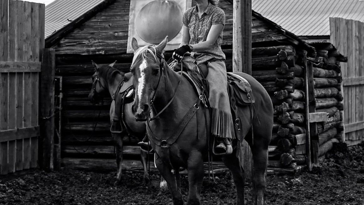 Montana Running Ranchers: Billie Jo Holzer