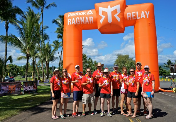 Montana Ranchers Complete 200-mile Relay in Hawaii