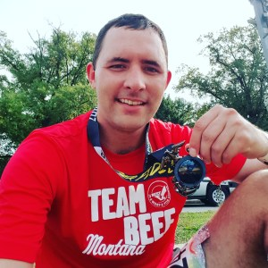 Race was good until mile 20, then a gap in my training showed up. Had a 8:30 pace, then the wheels fell off. I pushed on and still got sub 4. Finished at 3:57:00. #RunWithTheMarines #BeefFuelsMCM