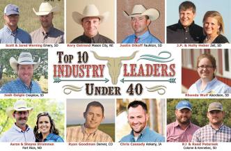 Top 10 Cattle Industry Leaders Under 40