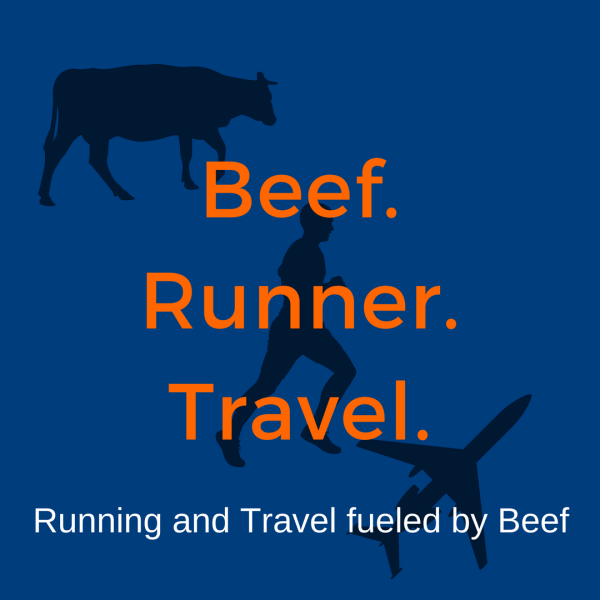 Running and Travel Fueled by Beef