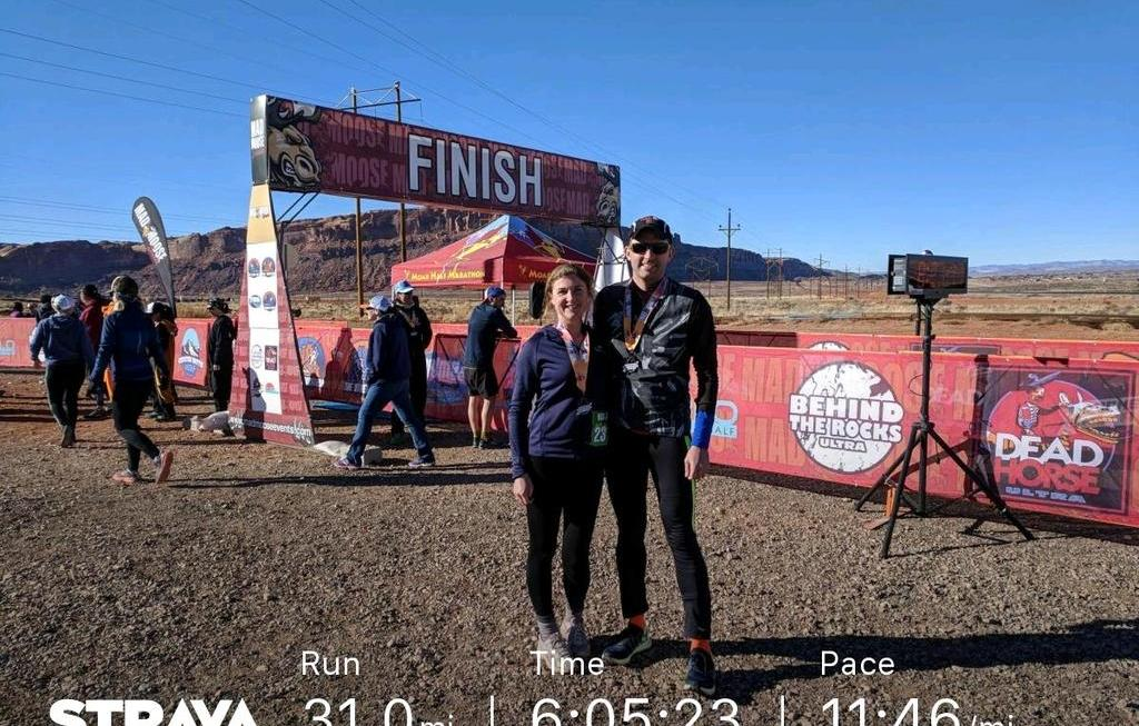 First ultra of 2018 – This week in beef, running and travel