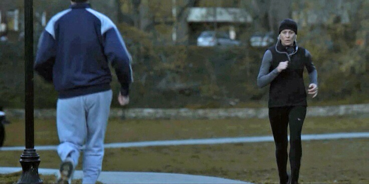 Running – Cemeteries for the Living?