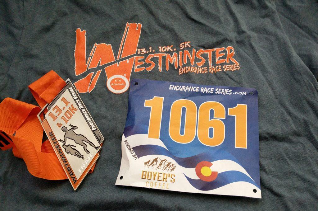 Westminster Trail Half Marathon Endurance Race Series