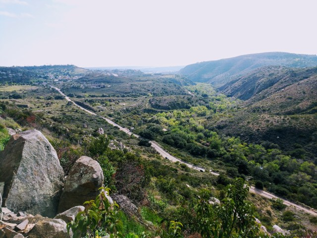 Mission Trails Regional Park San Diego River