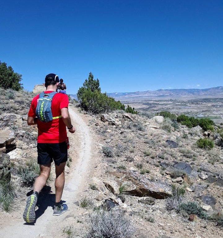 Desert Rats Trail Running Festival 50k running