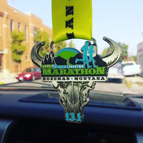 Running: 2015 Bozeman Half Marathon