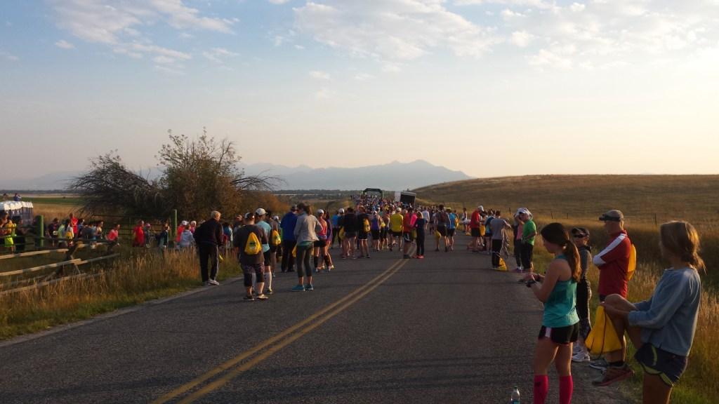 running bozeman half marathon