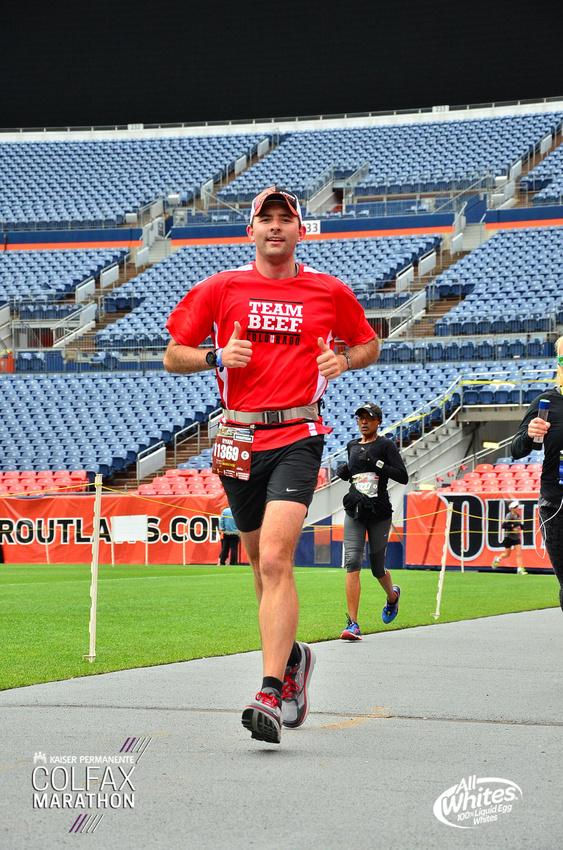 Denver Colfax Marathon