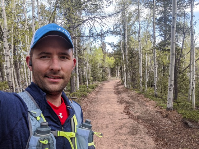 plant-based diet beef ultrarunner