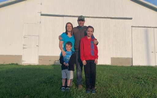 Impact of Drought on Indiana Farmer, Brian Scott