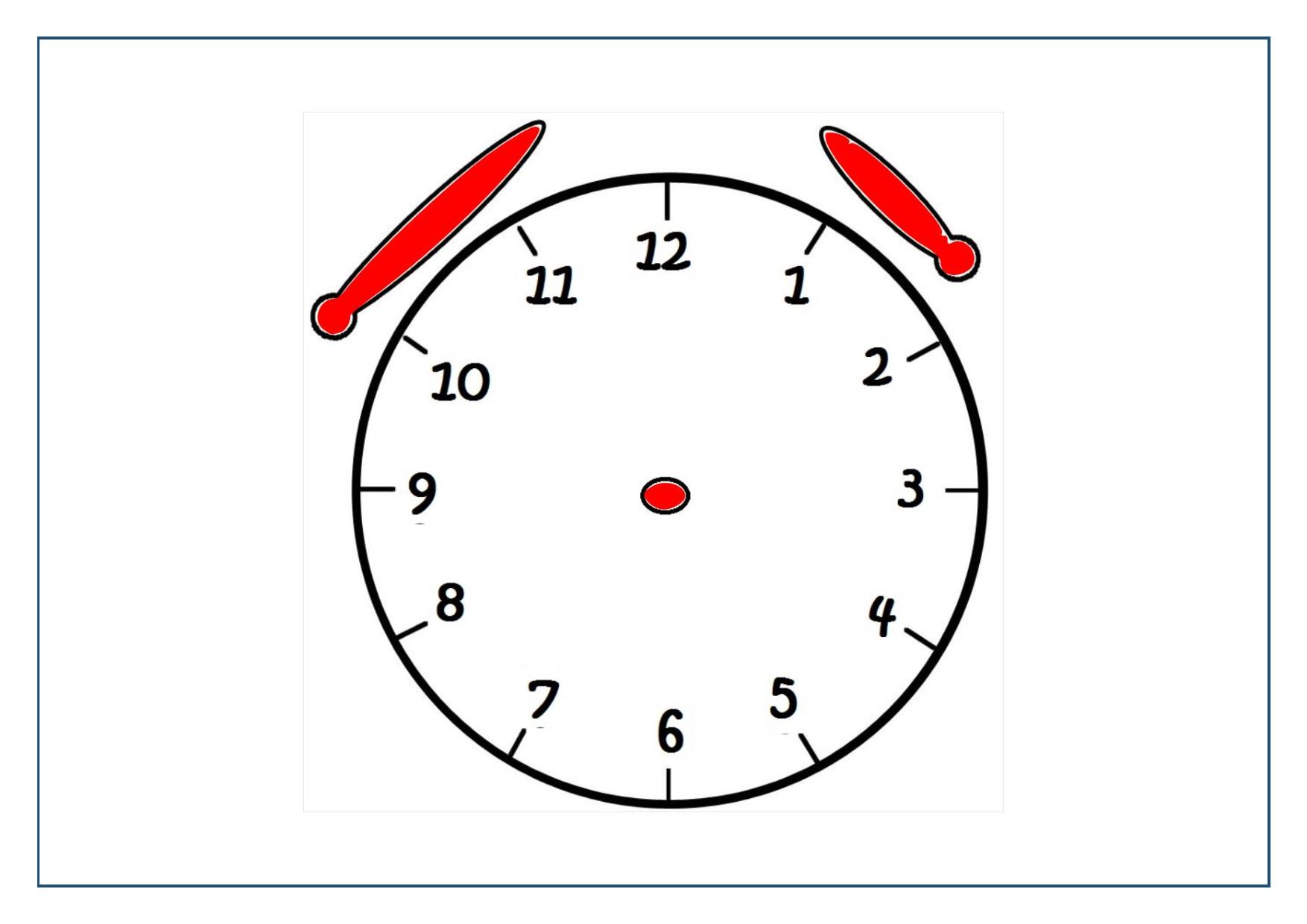 How To Tell The Time In German Lesson For Kids