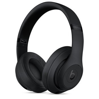 Beats Studio3 Wireless headphones (black mat)