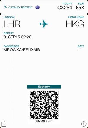 Flugticket_LHR-HKG_Felix_Mrowka