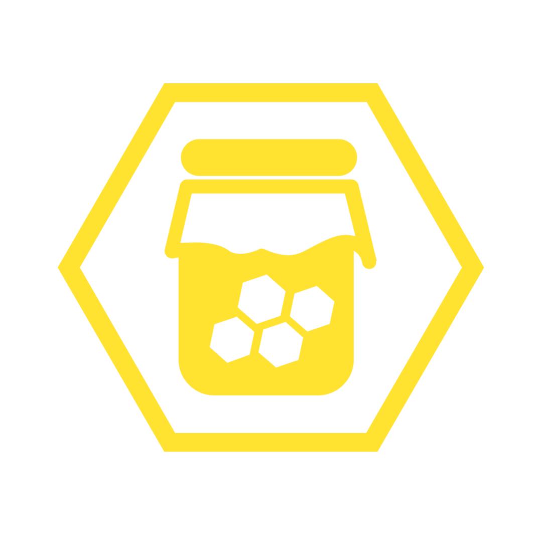 Der eigene Honig Logo