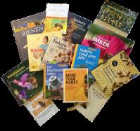 Imkerbücherauswahl von BeeHappy