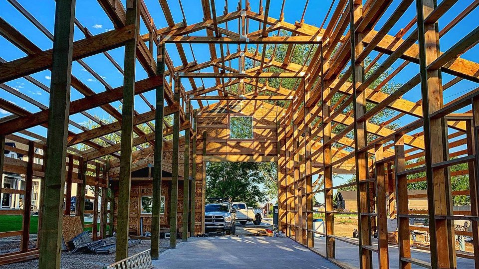 Plan Your Build - Beehive Buildings