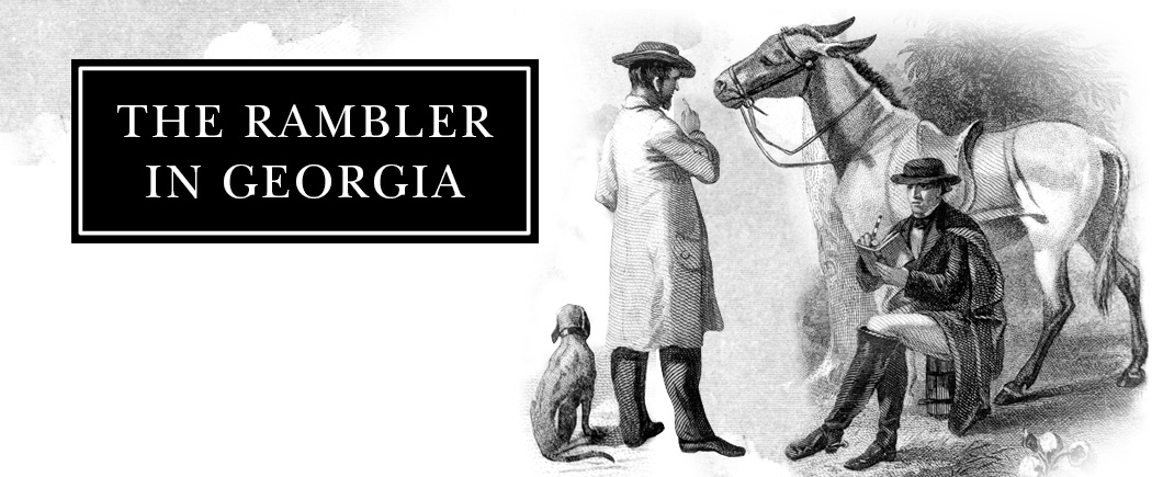 The Rambler in Georgia Book