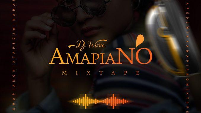 Amapiano Mixtape - DJ Winx Beehive Top Disc Jockey, DJ Winx release his much anticipated Amapiano Mixtape comprises of trending south african sound 🎵