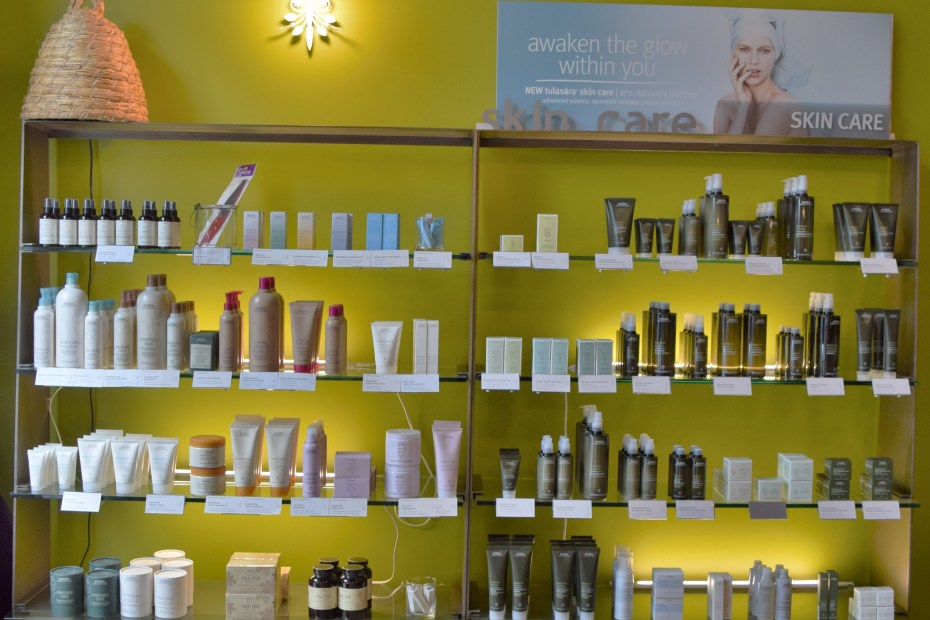 Beehive Salon WS Aveda Products
